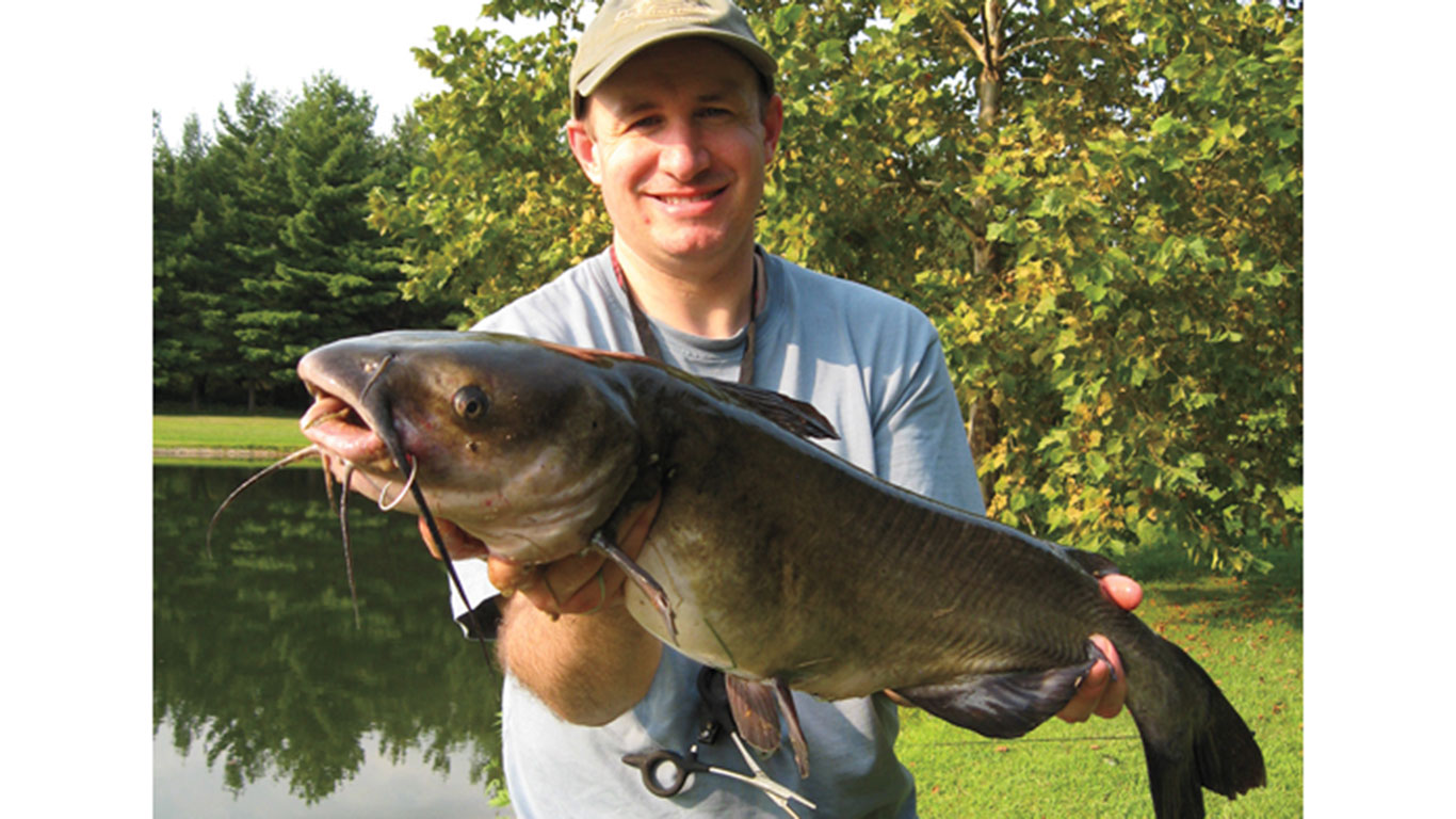 Catching-Channel-Catfish-from-Shore