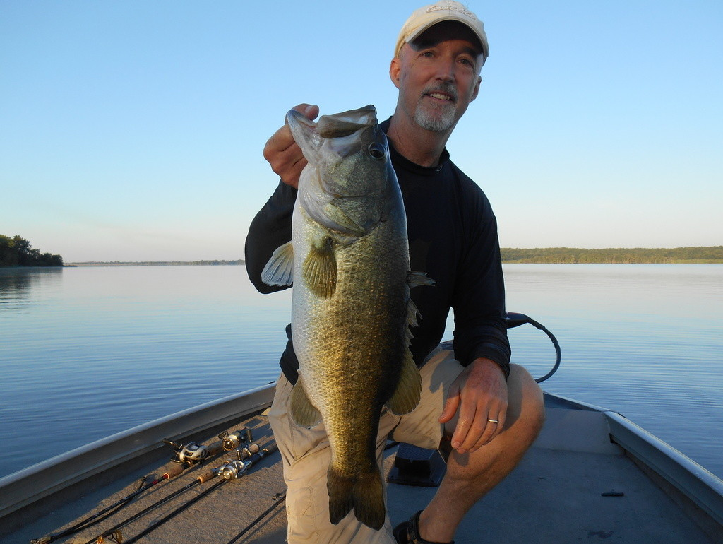 Midwest finesse fishing august 2016 for Fishing the midwest