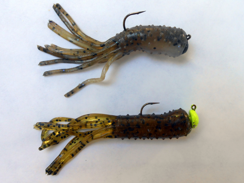 Z-Man's T.R.D. TubeZ For River Smallmouth Bass, According to Travis Myers