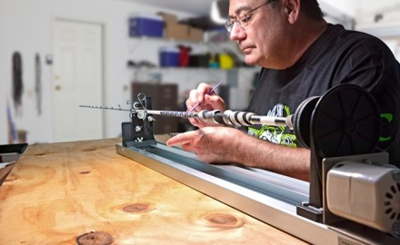 This article goes over how to mix the epoxy finish correctly.