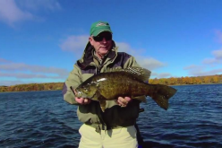 Late Season Smallmouth Spoons