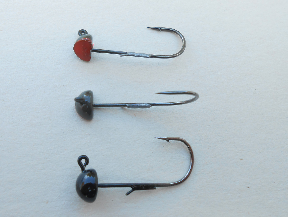 Z-Man's 1/20-ounce Finesse ShroomZ Jig, according to Travis Myers
