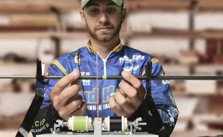 Boost your performance by fishing with the same custom rods as Mud Hole and MHX professional fisherman.