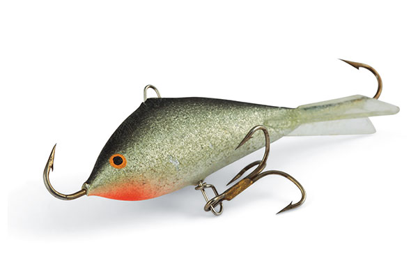 Top Ten Ice Lures of All Time