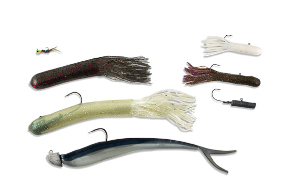 Bait for lake trout for Lake trout fishing lures