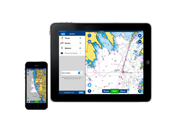how to add waypoints by lat long on navionics