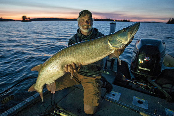 Pike And Muskie Reels
