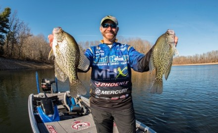 Pro Brandon Lester sheds some light on his favorite crappie rod.