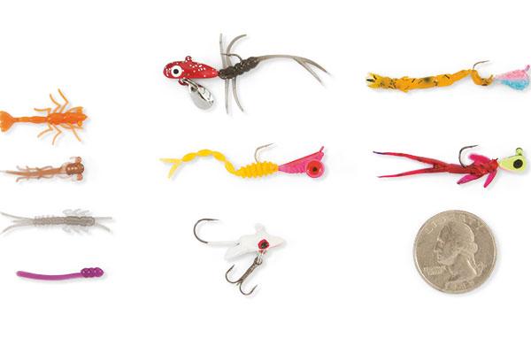 Assortment of Panfish Lures