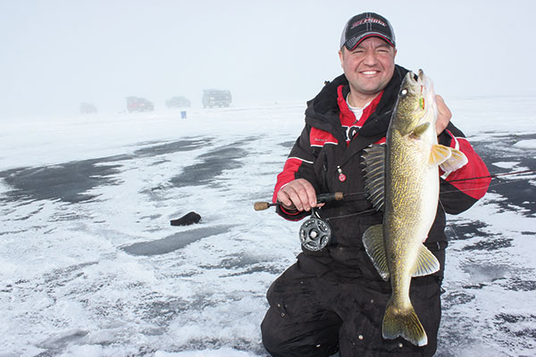 Top Locations for Spoon Fishing for Walleye