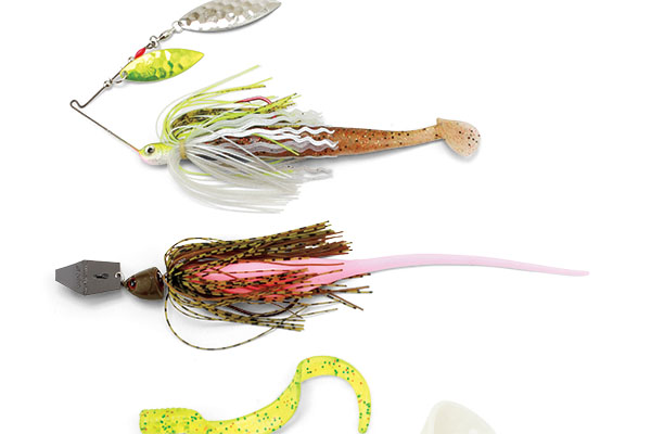 Softbaits For Muskie And Pike