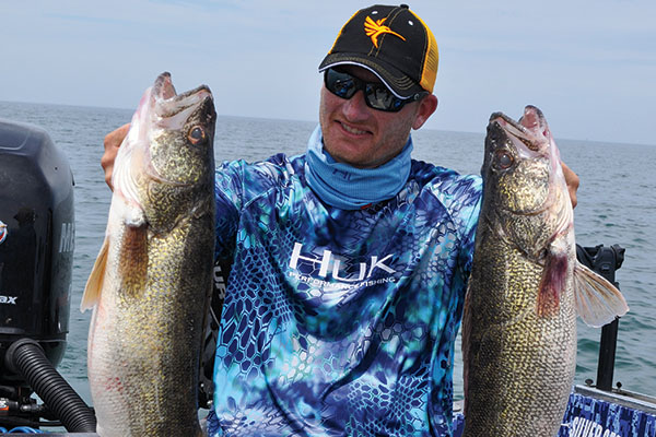 Efficient Walleye Fishing