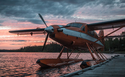 I'll never forget my first fly-in fishing trip to a remote outpost camp in northern Ontario.