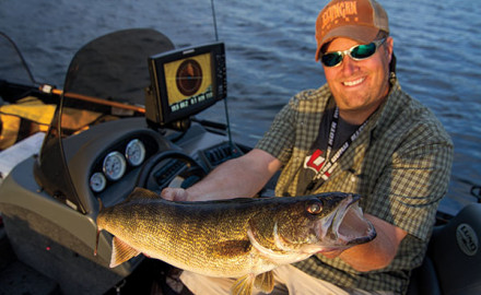 Finding Walleyes