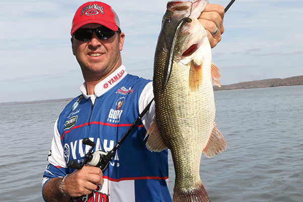 Large Lures for Spring Bass Fishing