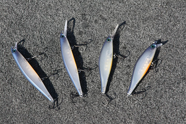 Jerkbaits For Bass