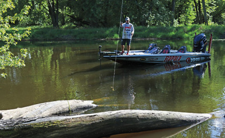 There's no bad time to fish a bass jig, especially if you're after big fish.