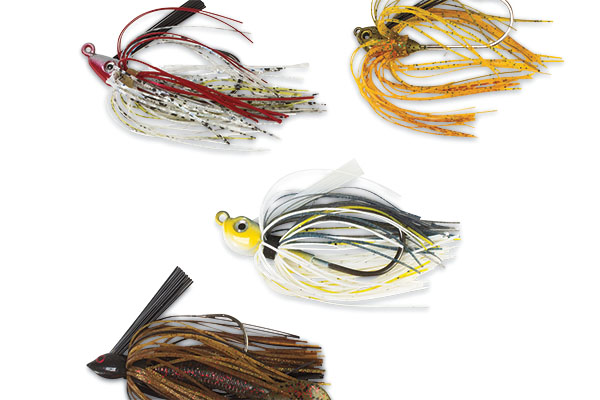Assortment of Bass Jigs