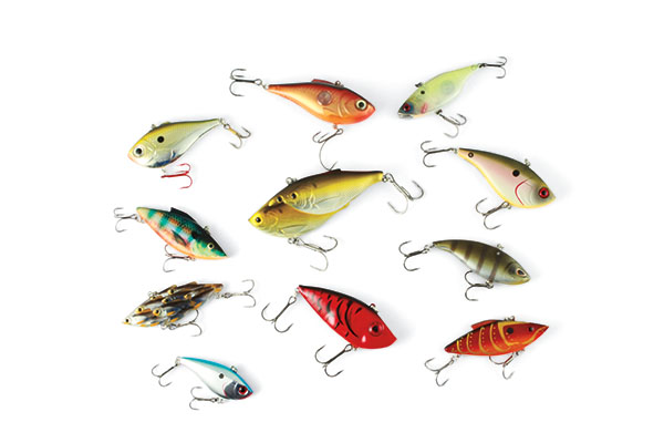 Lipless Crankbait Breakthroughs