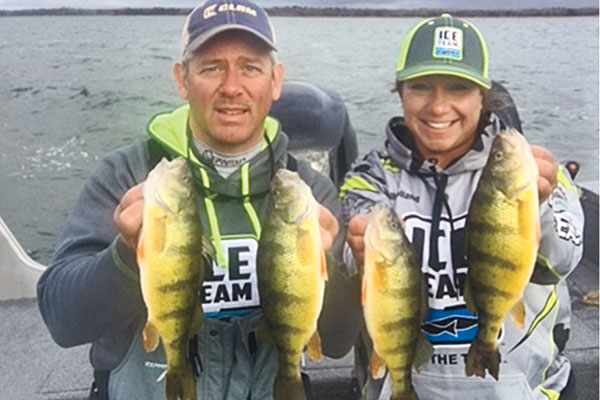 Trophy Perch Catches