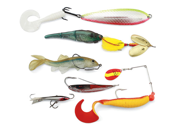 Great Pike Lure Choices