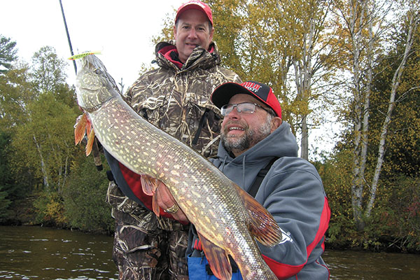 Ripping-Style Pike Lures