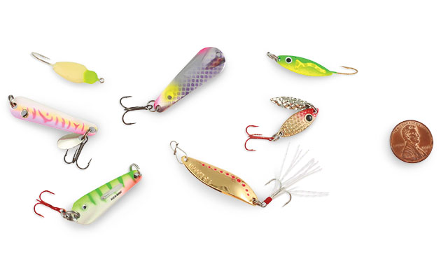 Best Jigging Spoons for Smallmouth Bass