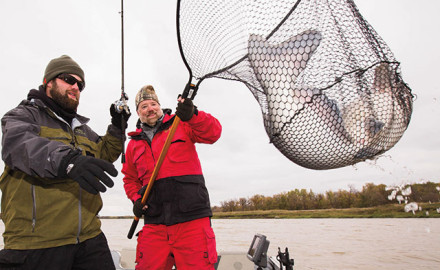 When it comes to early-season catfishing, it's all about location and timing.