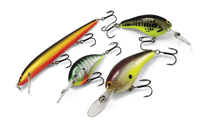 The Rise of Wood Lures