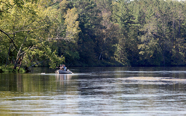 Reading River Levels for Smallmouth Bass Fishing