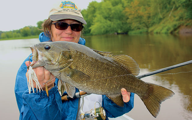 River Levels for Smallmouth
