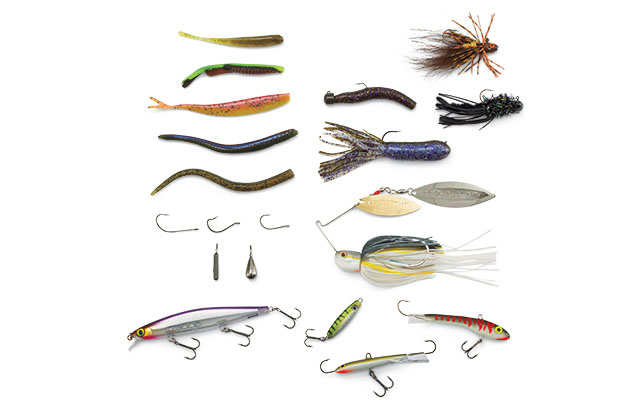Top Lures for August Smallmouth Fishing