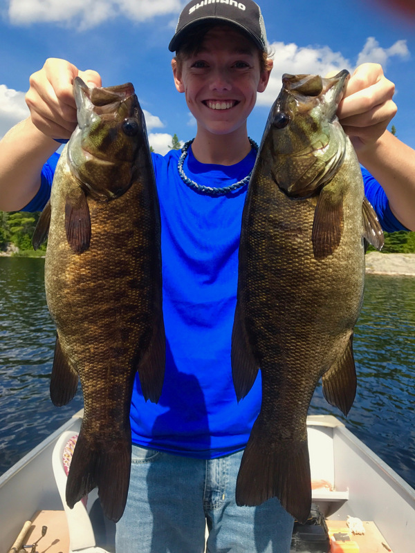 Robbie's Smallmouths
