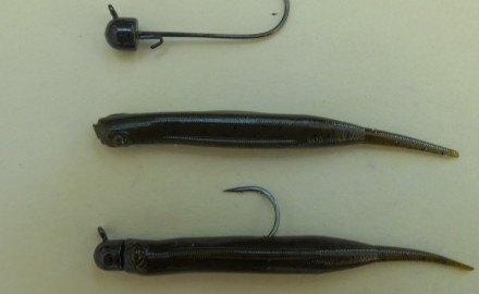 Michael Neal of Dayton, Tennessee, worked with Big Bite Baits of Eufaula, Alabama, to create a
