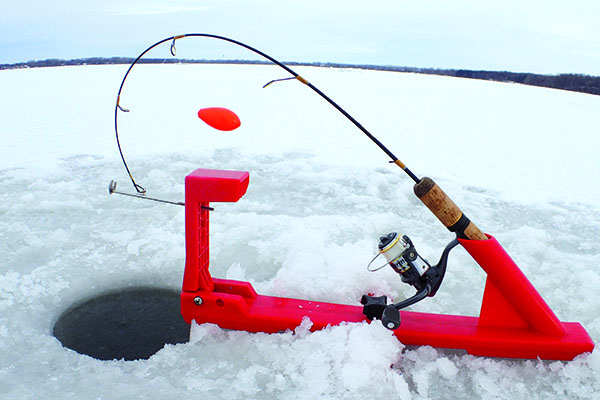 4 Automatic Ice Fishing Tools You've Gotta Try