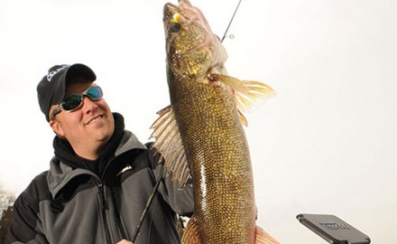 From late fall through spring, open-water tactics often produce the most consistent patterns.