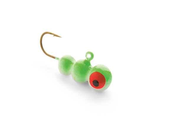 Lindy Ice Worm Ice Lure