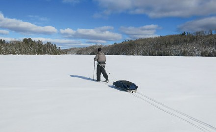 If you live along the southern fringe of the Ice Belt, or like to take advantage of good fishing