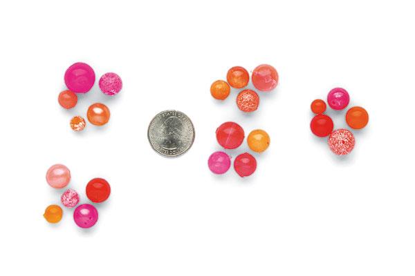 Soft Beads for Steelhead