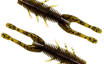 Midwest finesse anglers are perpetually in search of small creature baits.  To these anglers