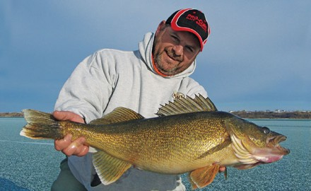 These techniques will help put more walleye in the boat when tough situations are presented.
