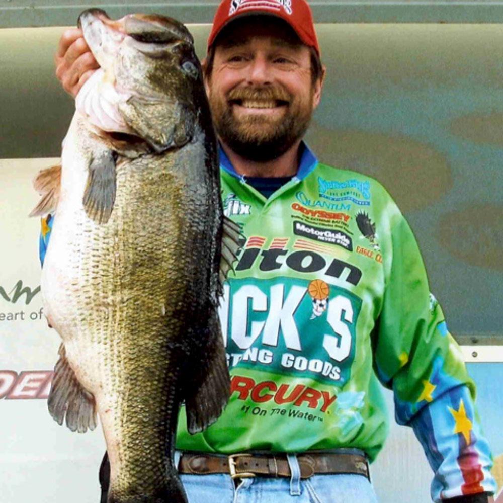 Best Bass Fishing States Alabama