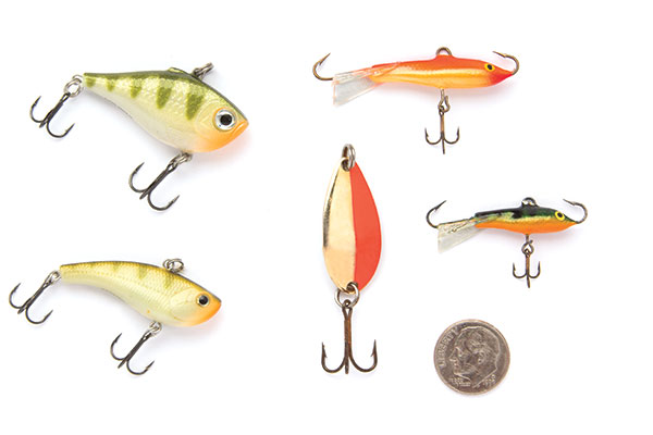Best Jigging Baits for Panfish