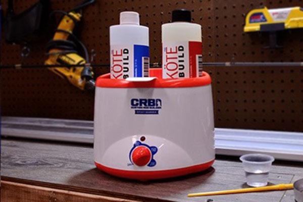 CRB New Epoxy Bottle Warmer