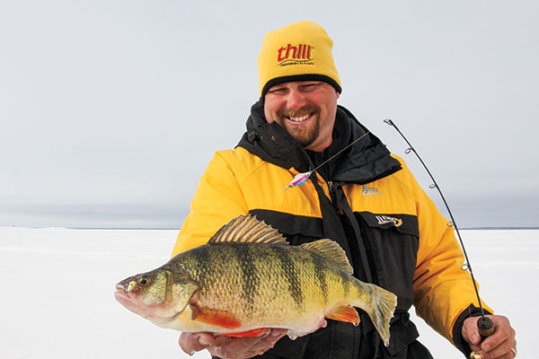 What Do Jumbo Perch Eat?