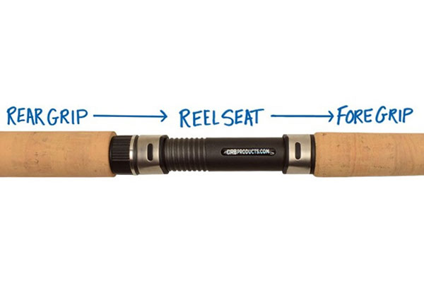 Install-Reel-Seat-and-Foregrip-for-Steelhead-Rod