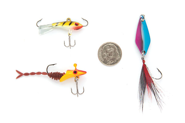 Perfect Jigging Baits for Crappie