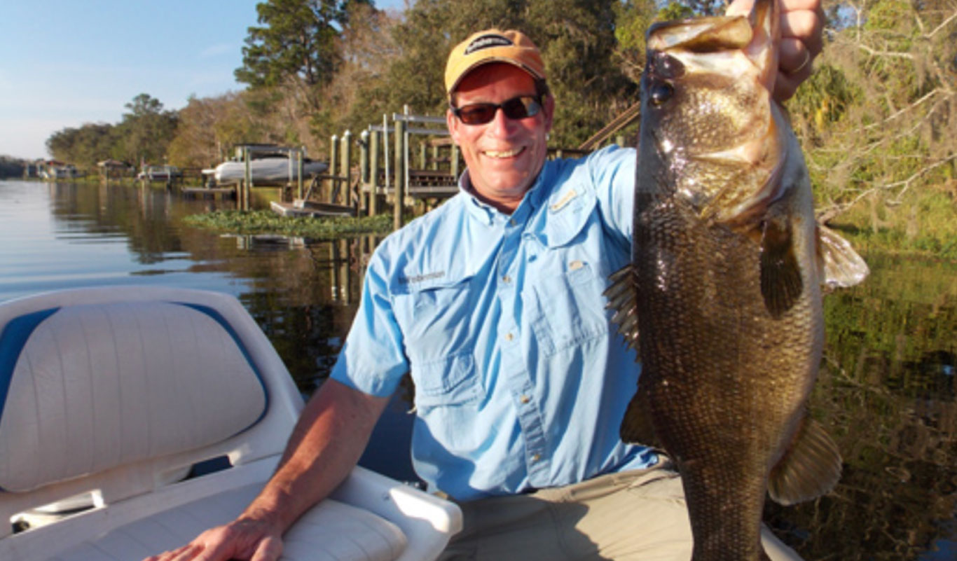 10 best bass fishing states in america in fisherman for Best states for fishing