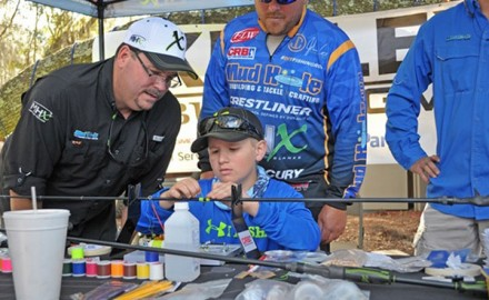 Learn about the best habits rod builders use to keep improving their custom fishing rods.