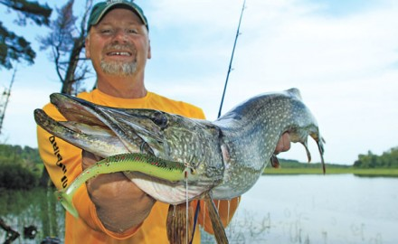 No one wants to travel to a big-pike nirvana and have to worry about catching fish. What if rules